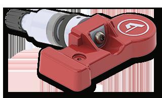 Senzor na prime snimani tlaku v pneumatikach