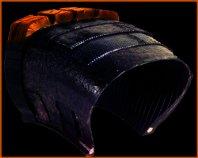 VancoCamper - lepší záběr na mokré vozovce