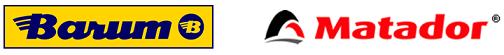 logo Barum a logo Matador