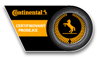 Continental certifikovaný prodejce