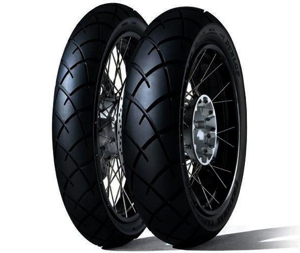 Moto pneu Enduro Dunlop Trailmax TR91