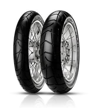Moto pneu enduro Pirelli Scorpion Trail