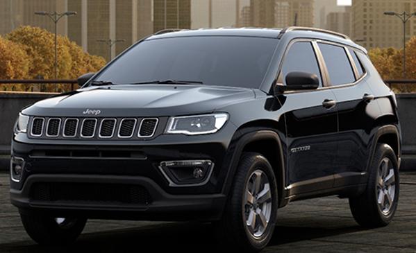 SUV značky Jeep