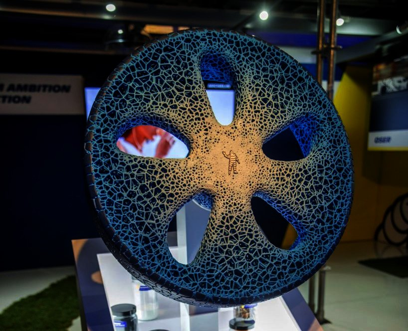 Michelin pneumatika bez vzduchu
