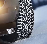 Zimní pneu Nokian WR D3 - na sněhu