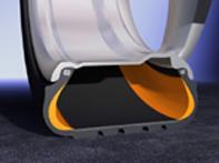 Technologie runflat pneumatik