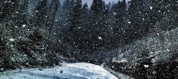 Sněží, sněží