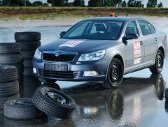 Test letních pneumatik ADAC 2015
