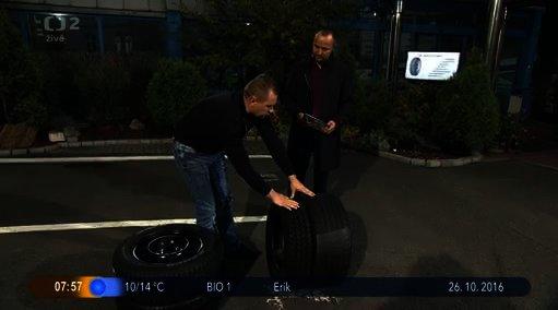 Staří pneumatik, jak skladovat pneumatiky