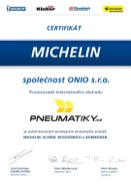 Michelin POWER SLICK EVO NHS A