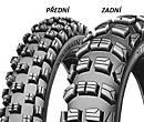 Michelin CROSS COMPETITION M12 XC Terénní