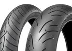 Bridgestone Battlax BT-023 120/70 R17 58 W TL F, Přední Sportovní/Cestovní