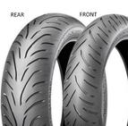 Bridgestone Battlax SC2 Rain 160/60 R14 65 H TL Zadní Skútr