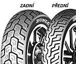 Dunlop 491 Elite II 140/90 B16 77 H TL RWL, Zadní Cestovní