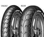 Dunlop ARROWMAX D103 110/70 -17 54 S TL Přední Sportovní/Cestovní