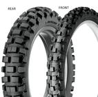 Dunlop D606 120/90 -18 65 R TT Zadní Terénní