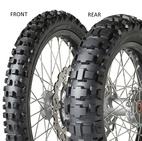 Dunlop D908 RR 90/90 -21 54 R TT Přední Terénní