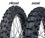 Dunlop GEOMAX MX52 70/100 -19 42 M TT Přední Terénní