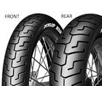 Dunlop K591 130/90 B16 64 V TL H.D., Zadní Sportovní/Cestovní