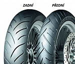 Dunlop SCOOTSMART 120/70 -14 55 S TL Přední/Zadní Skútr