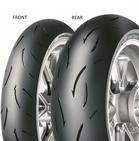 Dunlop SX GP RACER D212 160/60 ZR17 69 W TL Zadní Sportovní