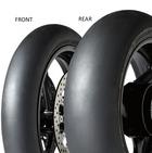 Dunlop SX GP RACER SLICK D212 190/55 R17 TL M, Zadní Závodní