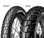 Dunlop TRAILMAX 120/90 -17 64 S TT Zadní Enduro