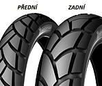 Michelin ANAKEE 2 F 110/80 R19 59 V TL/TT Přední Enduro