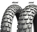 Michelin ANAKEE WILD 80/90 -21 48 S TT Přední Enduro