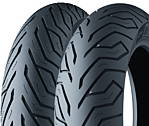 Michelin CITY GRIP 130/70 -12 62 P TL RF RF, Zadní Skútr