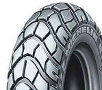 Michelin REGGAE 130/90 -10 61 J TL Přední/Zadní Skútr