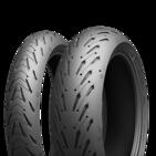 Michelin ROAD 5 Trail 120/70 ZR19 60 W TL Přední Sportovní/Cestovní