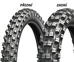 Michelin STARCROSS 5 MEDIUM 120/90 -18 65 M TT Zadní Terénní