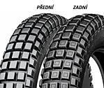 Michelin TRIAL COMPETITION F 2,75/není -21 45 L TT Přední Terénní
