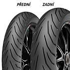 Pirelli Angel City 140/70 -17 66 S TL X-PLY, Zadní Sportovní/Cestovní