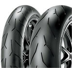 Pirelli Diablo Rosso Corsa 180/55 ZR17 73 W TL Street, Zadní Závodní