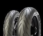 Pirelli Diablo Rosso III 180/60 ZR17 75 W TL Zadní Sportovní