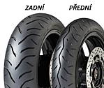 Dunlop GPR-100 120/70 R14 55 H TL Přední Skútr