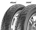 Dunlop K177 160/80 B16 75 H TL Zadní Sportovní/Cestovní