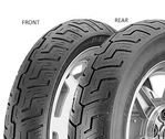 Dunlop K177 120/90 -18 65 H TL Přední Sportovní/Cestovní