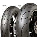 Dunlop SPORTSMART II MAX 110/70 R17 54 H TL Přední Sportovní