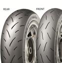 Dunlop TT92 GP 100/90 -12 49 J TL Přední Skútr