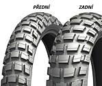 Michelin ANAKEE WILD 130/80 -17 65 R TL/TT Zadní Enduro