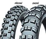 Michelin CROSS COMPETITION M12 XC 130/70 -19 TT Zadní Terénní