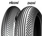 Michelin POWER SUPERMOTO RAIN 160/60 R17 TL Mokrá směs, Zadní Závodní
