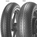 Pirelli Diablo RAIN SCR1 110/70 R17 TL NHS, Přední Závodní