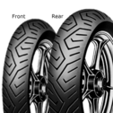 Pirelli MT75 100/80 -17 52 P TL X-PLY, Zadní Sportovní/Cestovní
