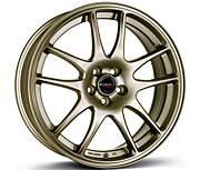 Borbet RS (BRO) 7x17 4x100 ET45 Bronzový mat