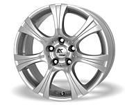 Brock RC15 (KS) 6,5x16 5x120 ET41 CB67,1 Stříbrný lak