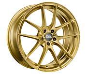 OZ LEGGERA HLT RG 7,5x17 5x100 ET35 Zlatý lak